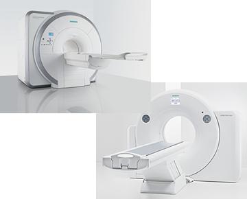 MRI CT